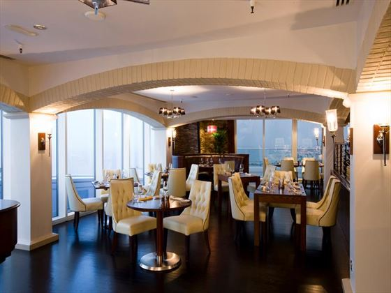 Jumeirah Beach Hotel La Parilla restaurant