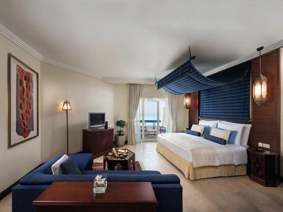 Junior Suite at Kempinski Hotel Ajman