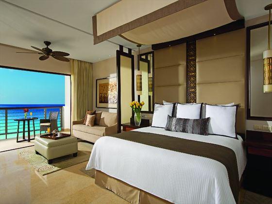 Junior Suite at Secrets Playa Mujeres Golf & Spa Resort