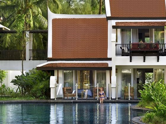 JW Marriott Khao Lak Deluxe Pool Access exterior