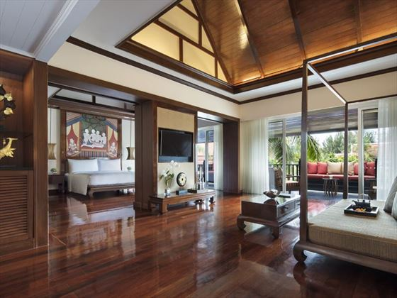Executive Suite at JW Marriott Khao Lak