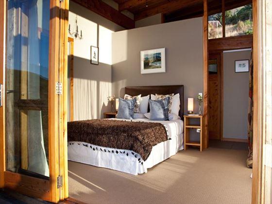 Kahu Room at Kaimata Retreat