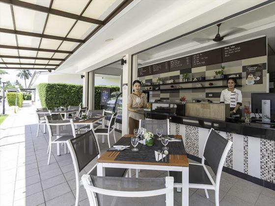 Garden Cafe at Kantary Beach Hotel Khao Lak