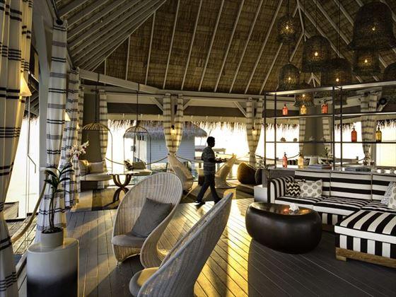 Bodu Beru Lounge at Kanuhura