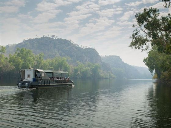Katherine River Cruise (optional excursion)