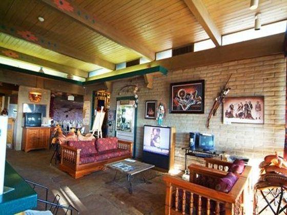Kayenta Monument Valley Inn Lobby