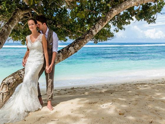 Tender moments at Kempinski Seychelles Resort