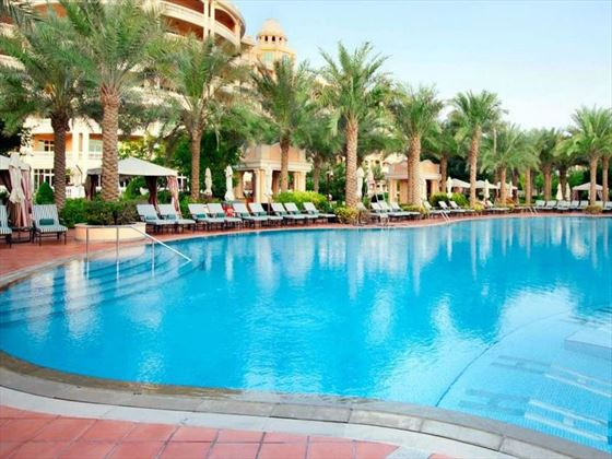 Kempinski Hotel & Residence Palm Jumeirah pool