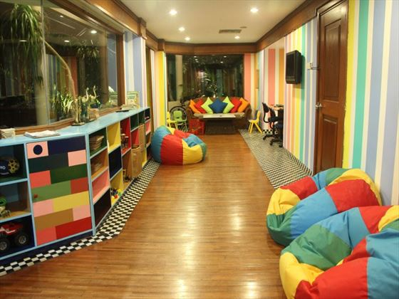 Kids Club at Grand Mirage Resort