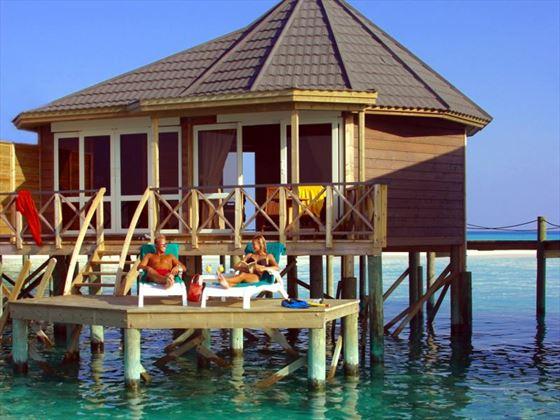 Kuredu Island Resort Sangu Water Villa