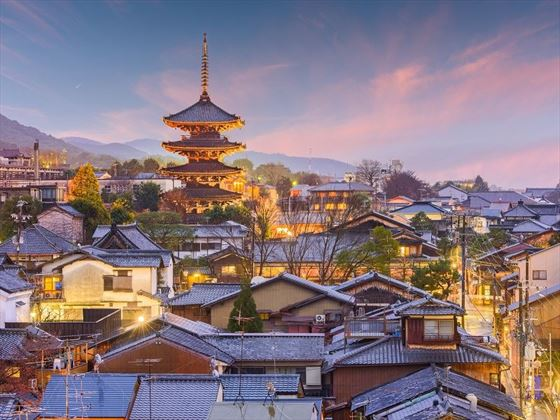 Kyoto's Old Town