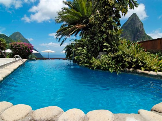 Ladera Resort Endless Pool
