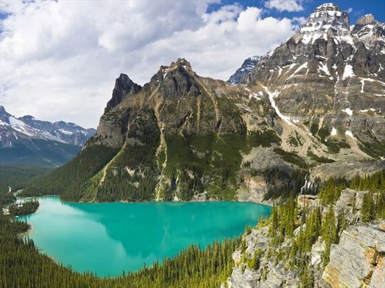Lake O'Hara, British Columbia