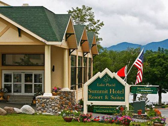 Lake Placid Summit Hotel Exterior, Lake Placid, New York State