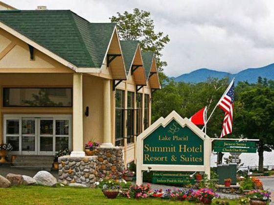 Lake Placid Summit Hotel Exterior, Lake Placid, New York State