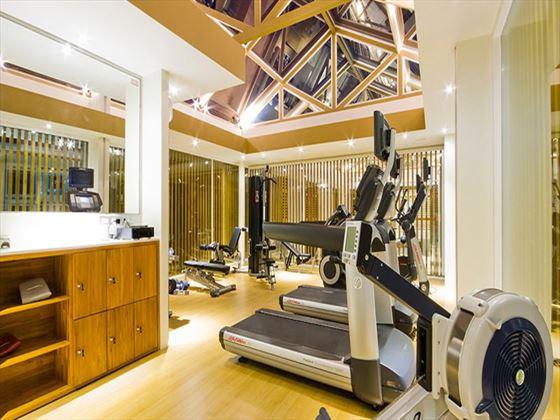 Lanna Samui fitness centre