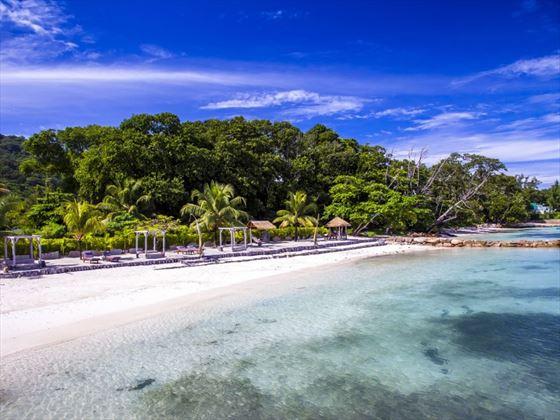 Le Domaine de l'Orangeraie Beach
