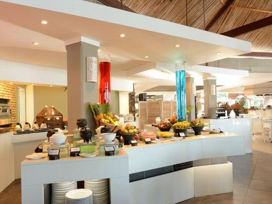Le Mon Plaisir restaurant at Veranda Grand Baie