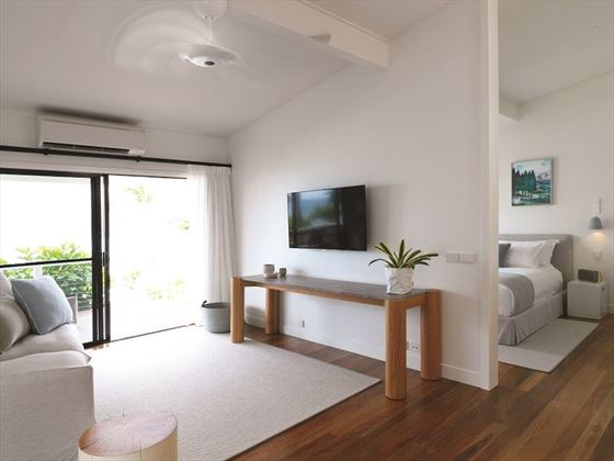 Lizard Island Garden View Suite