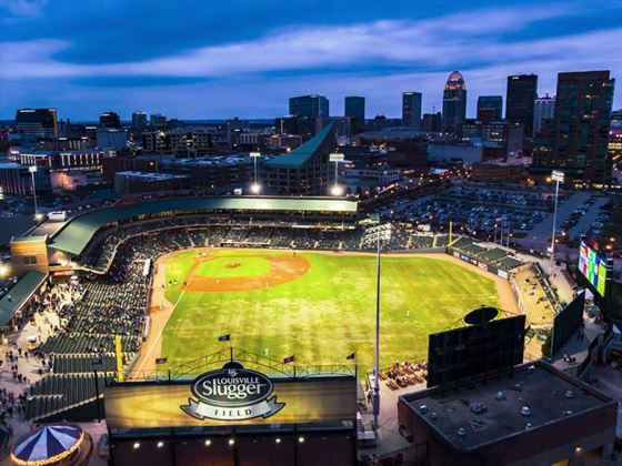 Louisville Slugger Field, Kentucky