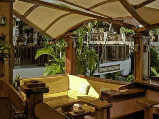 Lounge area at Leopard Beach Resort & Spa