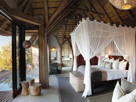 Luxury Suites at Leopard Hills