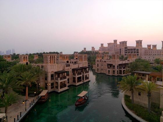 Jumeirah Dar Al Masyaf, Madinat Jumeirah waterways