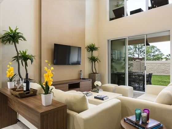Magic Village Resort - Triplex Three Bedroom Villa interior