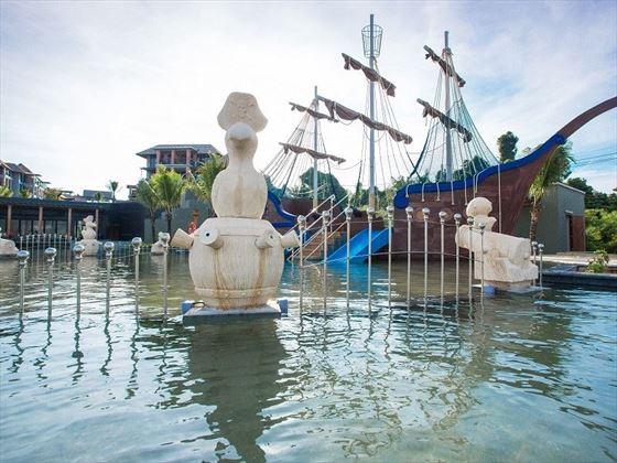Mai Khao Lak Beach Resort & Spa water park