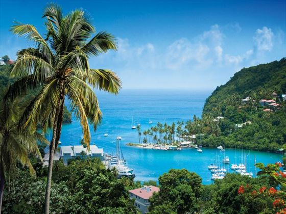St lucia holidays caribbean 2018 2019 tropical sky for Best caribbean vacations in december