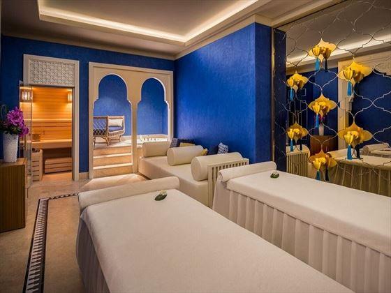Spa Massage Room, Rixos Saadiyat Island