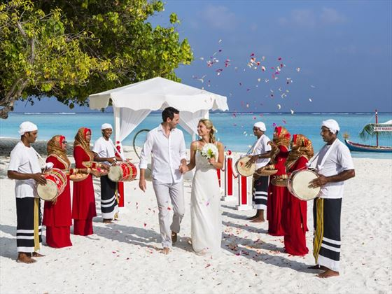 All Inclusive Wedding Packages Uk: Maldives Wedding Resorts & Packages 2017/2018