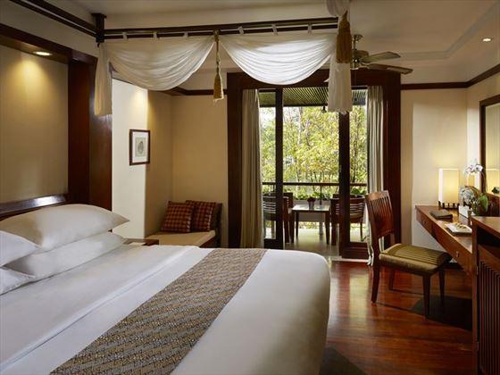 Premium Garden View Room at Melia Bali