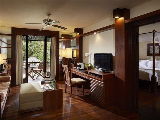 The Level Romance Suite at Melia Bali