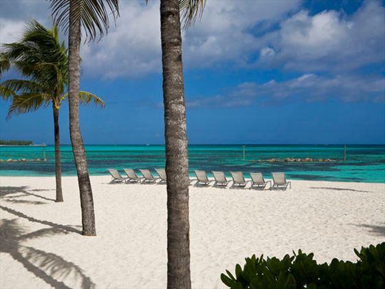 Views from Melia Nassau Beach