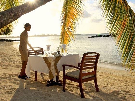 Honeymoon dining
