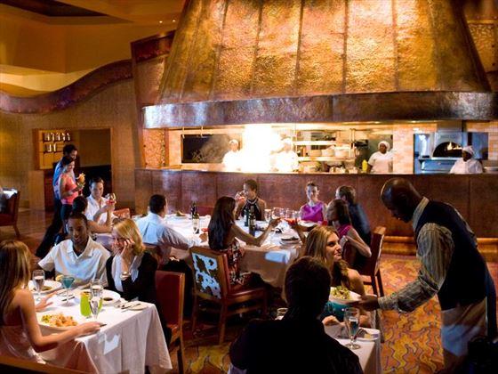 Mesa Grill restaurant at Atlantis Paradise Island