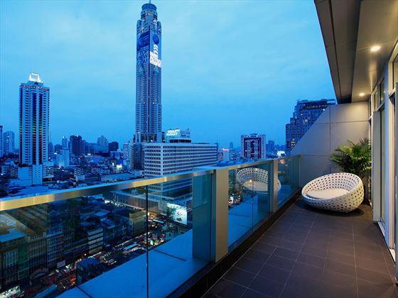 Metro Suite Terrace