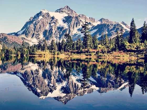 Mount Shuksan, North Cascades National Park