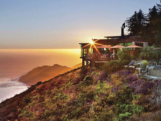 Post Ranch Inn Mountain-Ocean Views