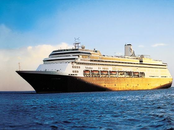ms Volendam vessel