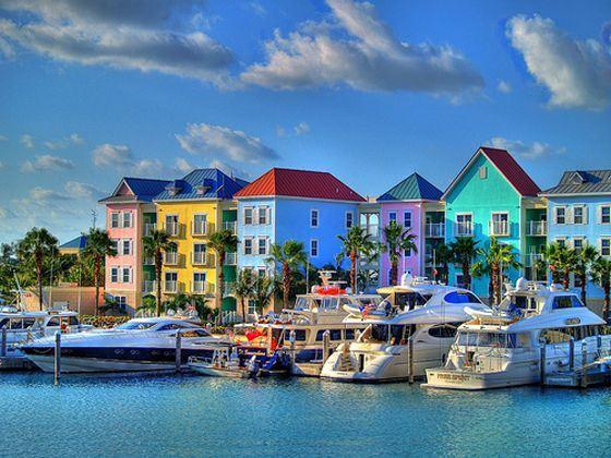 Nassau, Paradise Island, bahamas
