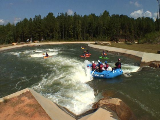 US National Whitewater Centre, North Carolina