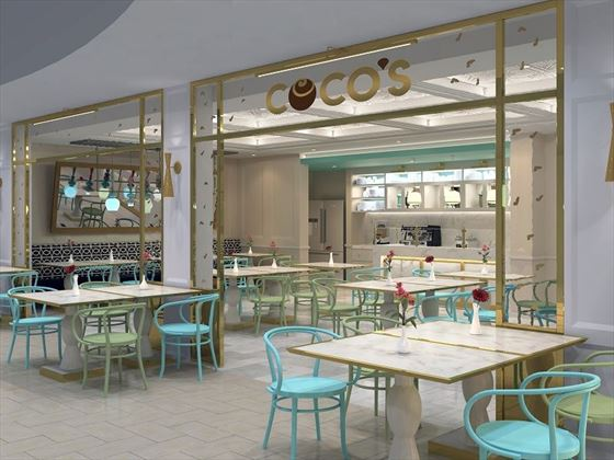 NCL Bliss Coco's