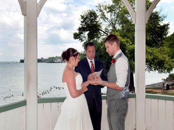 Niagara On The Lake gazebo