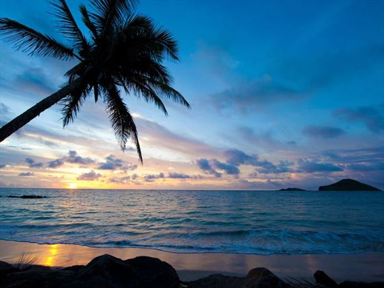Honeymoon sunsets await at Coconut Bay St. Lucia