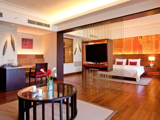 Suite at Hilton Bali Resort