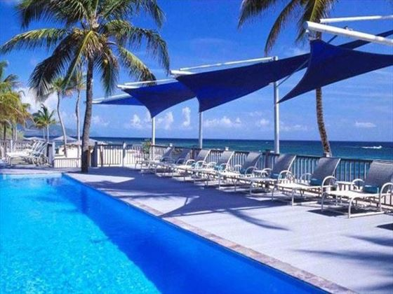 Nisbet Plantation Beach Resort pool