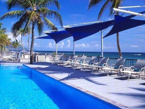 Nisbet Plantation Beach Resort pool