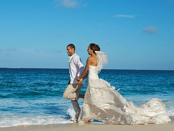 Bride & Groom, Now Larimar Punta Cana